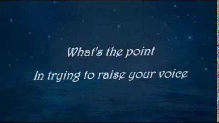 Coldplay Ghost Story Lyrics