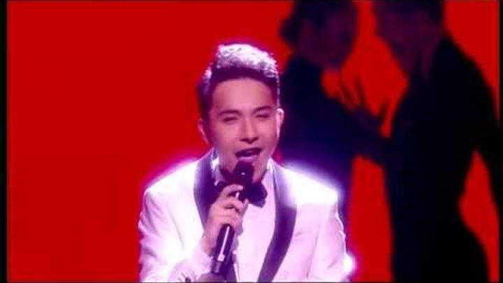 "Данияр Жулбарисов. Andrea Bocelli-""Bessame mucho"". X Factor Казахстан. 1 концерт. 10 серия. 5 сезон."
