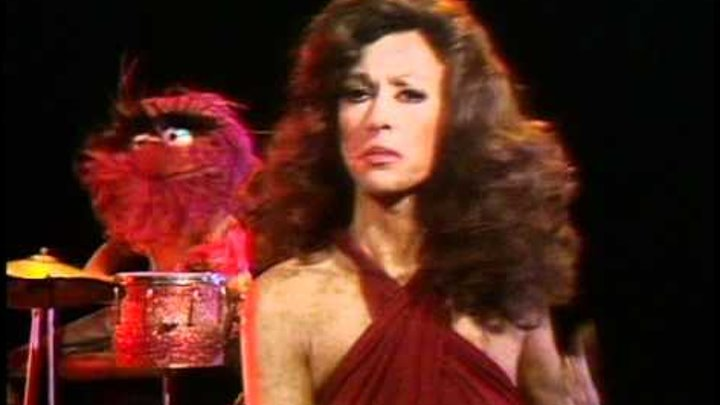 Rita Moreno & Muppet Band (The Muppet Show 1976) - Fever