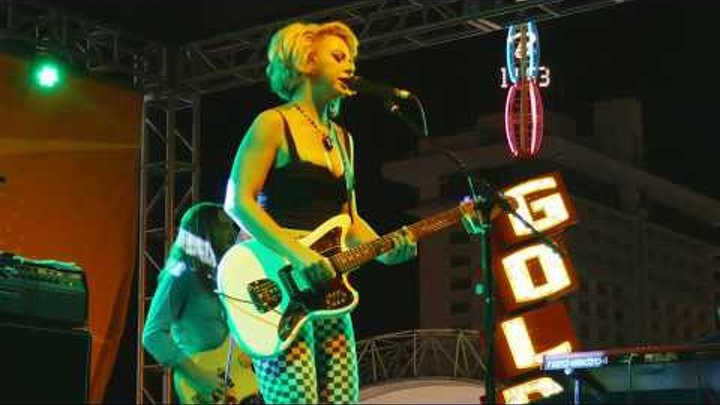 Samantha Fish 2018 09 06 Las Vegas, NV - Blues Bender - Plaza Hotel - Blood In The Water
