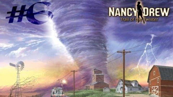 Нэнси Дрю: По следу торнадо. Часть 6.