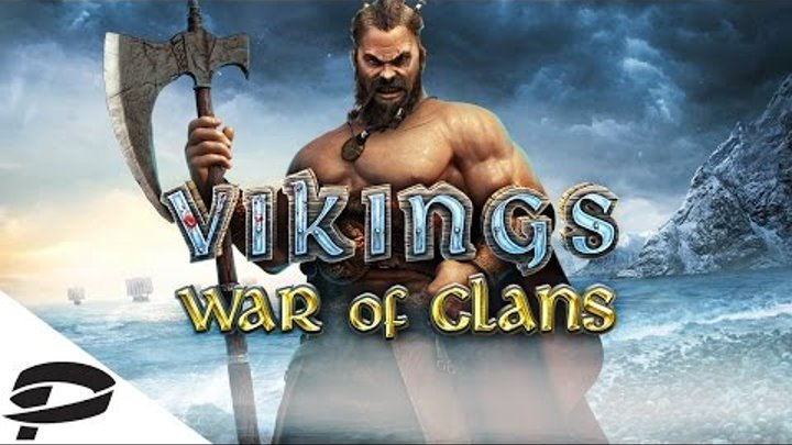 Vikings: War of Clans - Cinematics Trailer