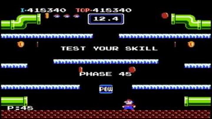 Mario Bros. - Полное прохождение игры FullHD (1080p 60fps)