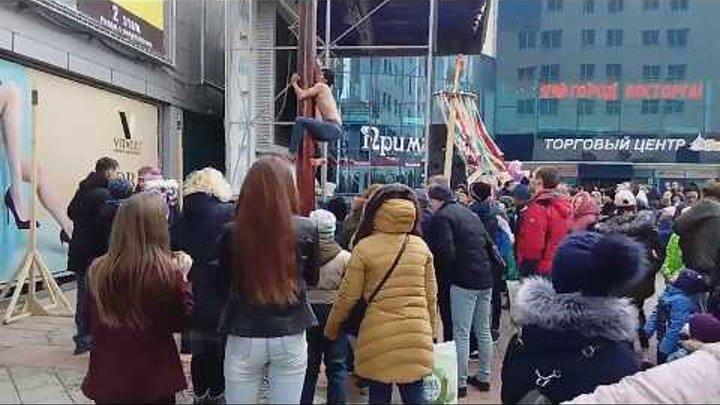 проводы русской зимы 2019 ТМК Гринн г.Орёл