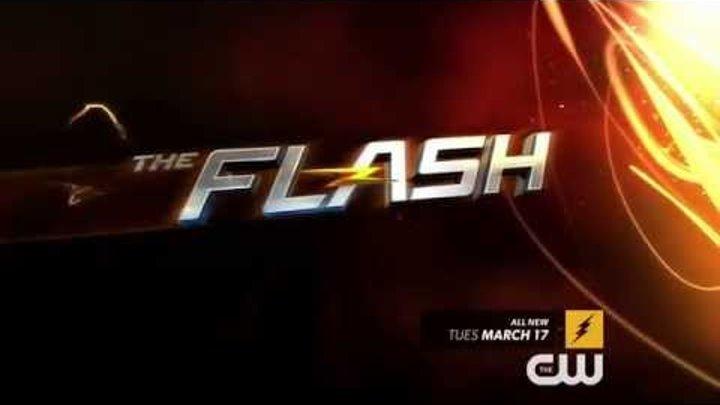 The Flash ( Флэш ) - 1 сезон 15 серия Русская озвучка ( Промо )
