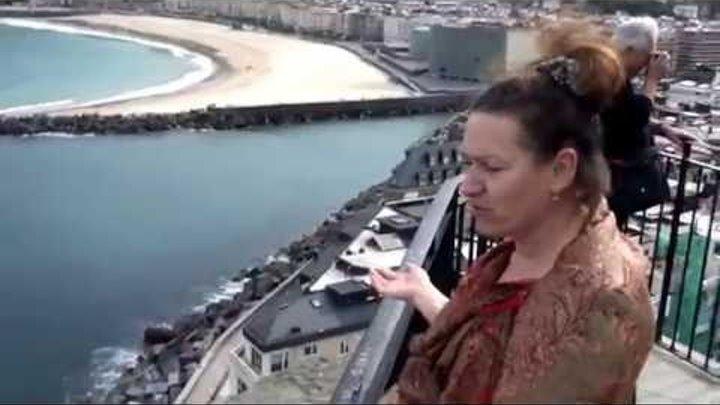 Мix video № 1 Поездка Италия, Испания , Юг Франции.