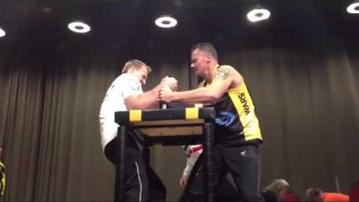 """Flexcup 2013: Matthias """"Hellboy"""" Schlitte vs Hendrik Nentjes 3rd round"""