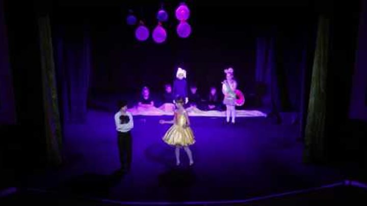 Алиса в Стране Чудес. Спектакль. Alice In Wonderland. Performance
