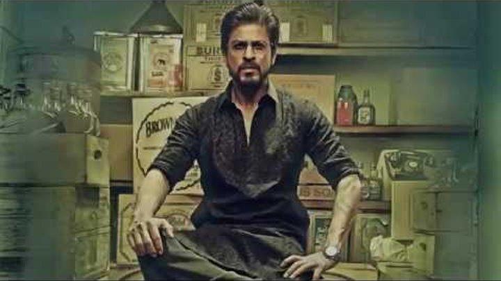 Raees Official Motion Poster   Shah Rukh Khan, Nawazuddin Siddique, Mahira Khan   Eid 2016