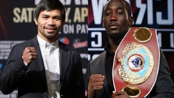 Terence Crawford vs Manny Pacquiao_Uncompromising fight_2017