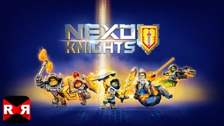 LEGO NEXO KNIGHTS : MERLOK 2.0 (By LEGO Systems) - iOS / Android - Gameplay Video