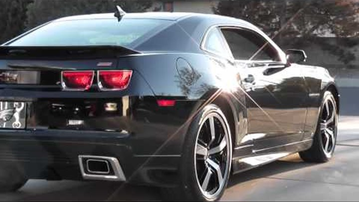 Andre's 2010 Camaro 2SS/RS LS3 429ci Stroker at Idle