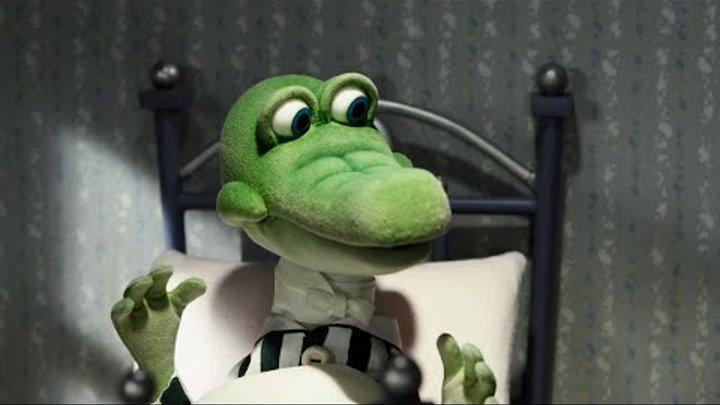 Чебурашка 2014 - Новые серии - Чебурашка идёт в зоопарк (Японский. Cheburashka i krokodil Gena)