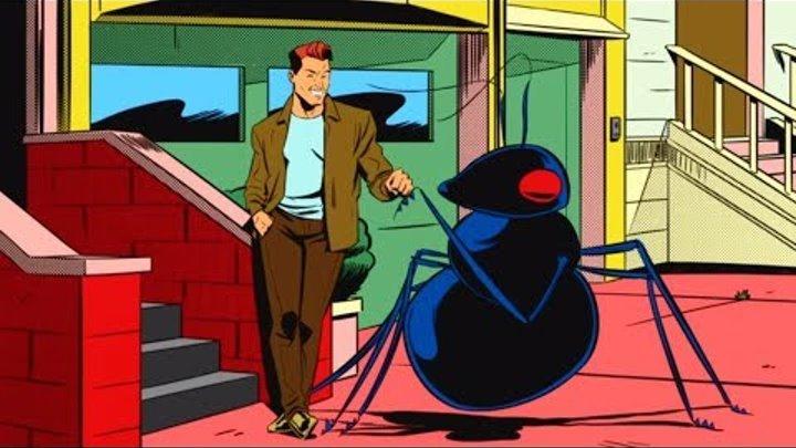 Marvel - Человек-муравей - мультфильм по легендарным комиксам (Сезон 1, Серия