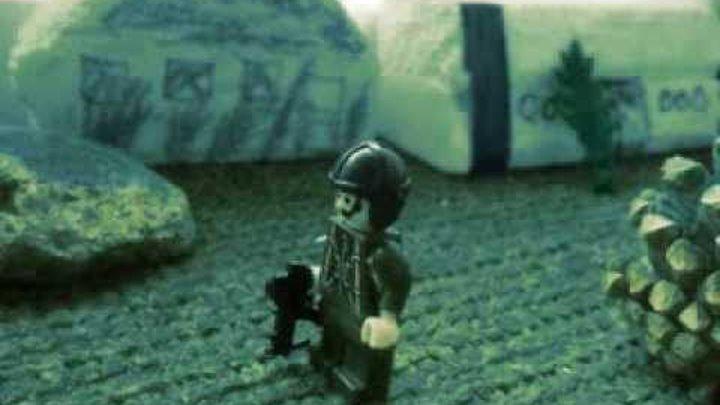 лего сталкер серия 8