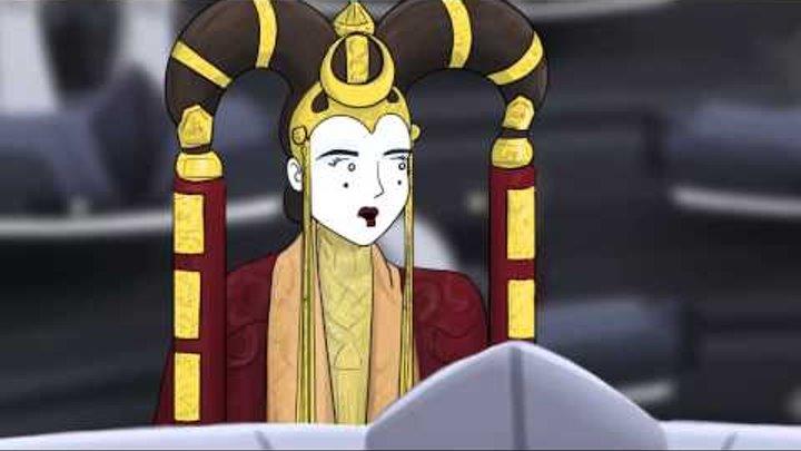 Звездные войны: Эпизод 1 – Скрытая угроза. Как это должно было закончиться