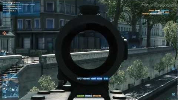 Battlefield 3 - Частушки ( 6+)