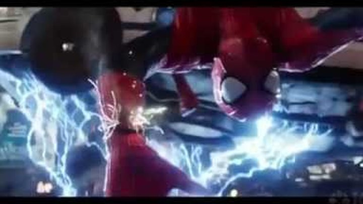 the amazing spider man 2-баста супер герой