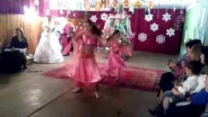 Индийский танец 28 12 2013