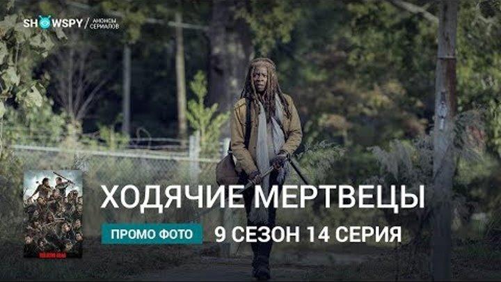 Ходячие Мертвецы 9 сезон 14 серия промо фото