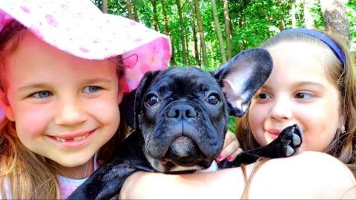 Игры для девочек: Собака Джейк и Лучшие подружки. Маша Капуки Кануки и Ксюша Дети и Родители