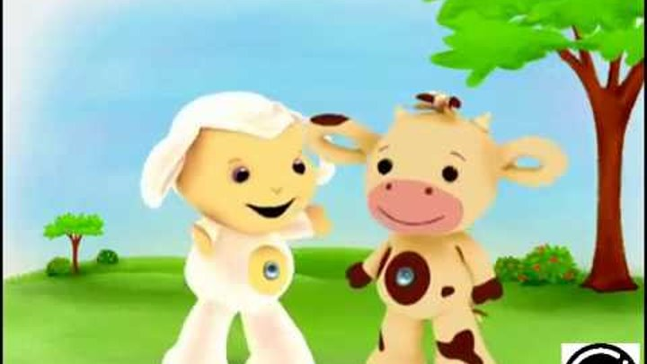 Tiny Love (Тини Лав) 2 серия - развивающий мультфильм для детей в hd качестве