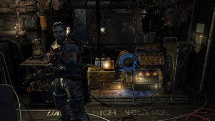 Dead Space 3 прохождение часть 7,Без мата,Голые люди нападают,и адреналин на пределе.