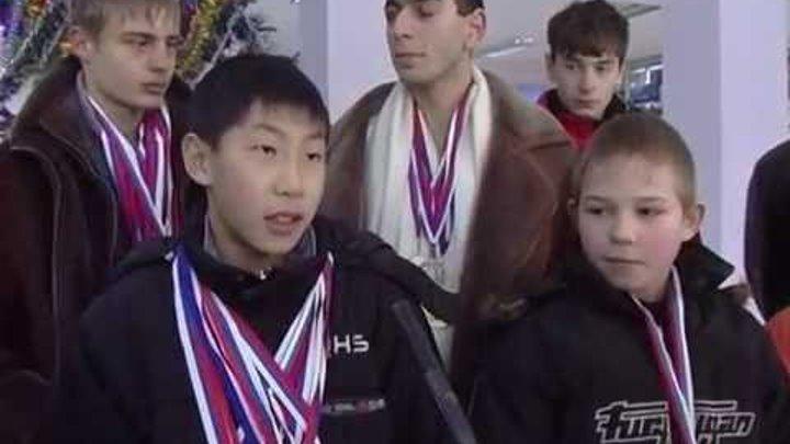 """Клуб """"Тигр"""" 2006 год на Лесозаводском телевидении"""
