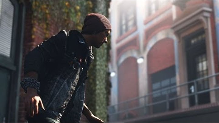 Infamous: Second Son клип