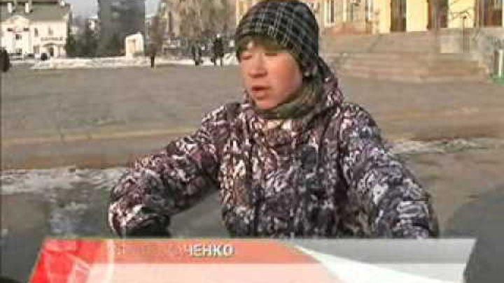 БМХ зимой.wmv
