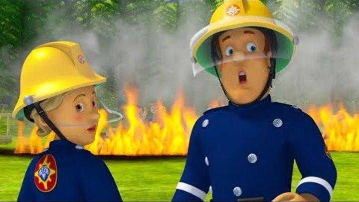 Пожарный Сэм на русском   День Рождения 🚒 Компиляция - Новый сезон 10   Новые серии HD 🔥 мультфильм