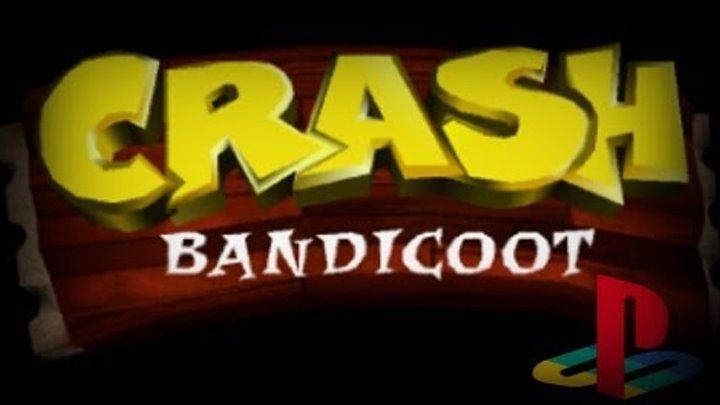 Вспомним - Crash Bandicoot 1996. Выпуск #1