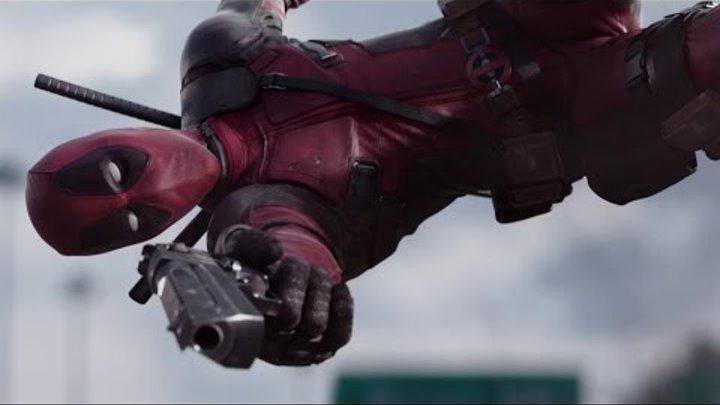 ДЭДПУЛ (2016) - Русский Трейлер #2 (Red-Band) Deadpool 2016