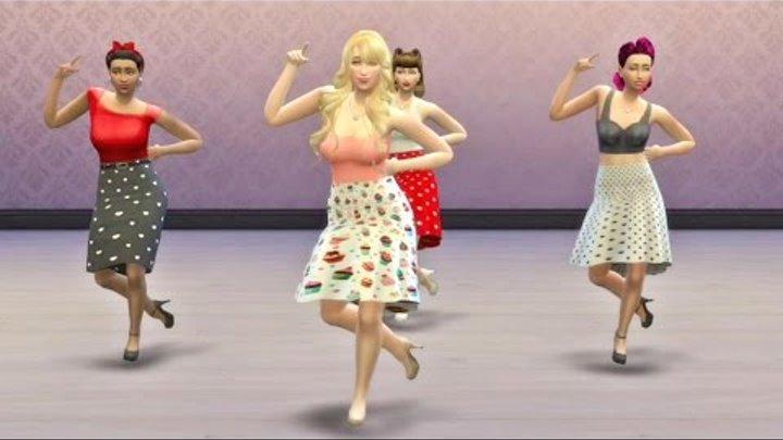 Dear Future Husband - Meghan Trainor [Sims 4 Music Video + Review]