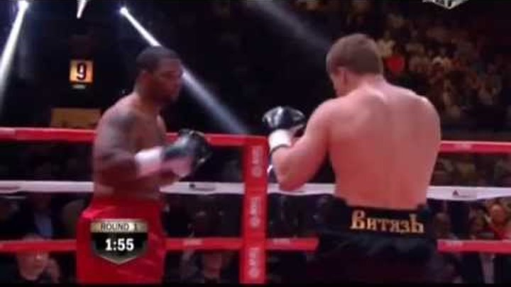 Александр Поветкин - Майк Перес (нокаут)   Alexander Povetkin - Mike Perez (knockout)
