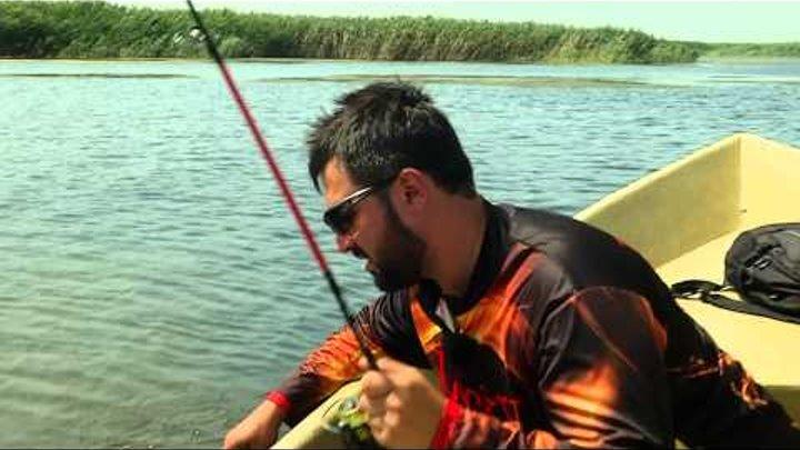 21 delta volgi lovlja na voblery chast 1