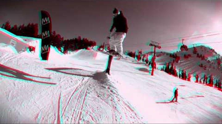 USC Ski & Snowboard - 3D Edit