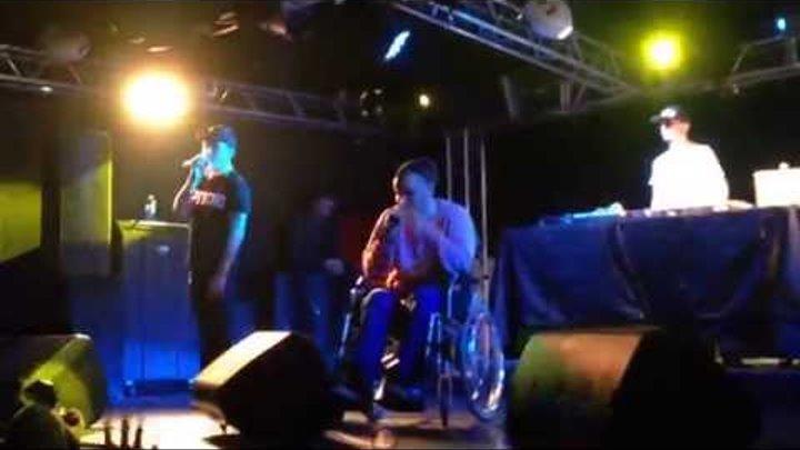 Рем Дигга - Далеко (LIVE) Черника 2