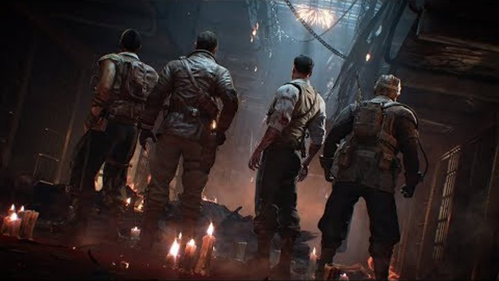 Official Call of Duty ®: Black Ops 4 — Zombies Blood of the Dead Teaser Trailer