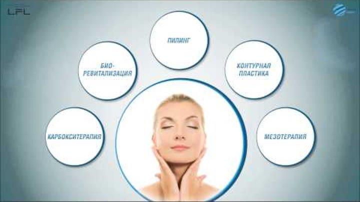 Промо-ролик мезонити Lead Fine Lift для тредлифтинга тканей лица и тела