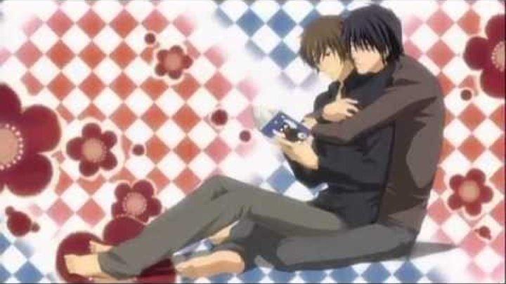 Junjou Romantica / Чистая романтика 04 серия ♦1 сезон♦