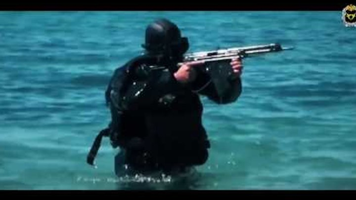 Спецназ ВМФ России/ Special forces of the Navy of Russia