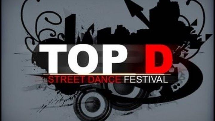 TOPD | Hip hop iDANCE battle FINAL | Alisa Stupina | Saratov Russia (8 year old)