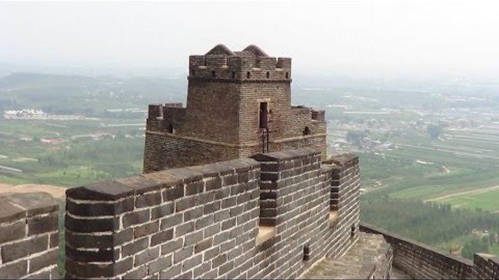 Байдахэ. Великая китайская стена часть №1 август 2015 год