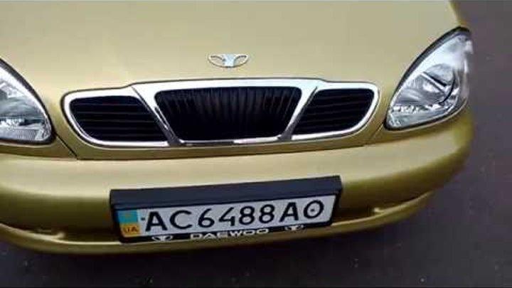 Daewoo FSO LANOS 82000 грн В рассрочку 2 170 грнмес Луцк ID авто 258637