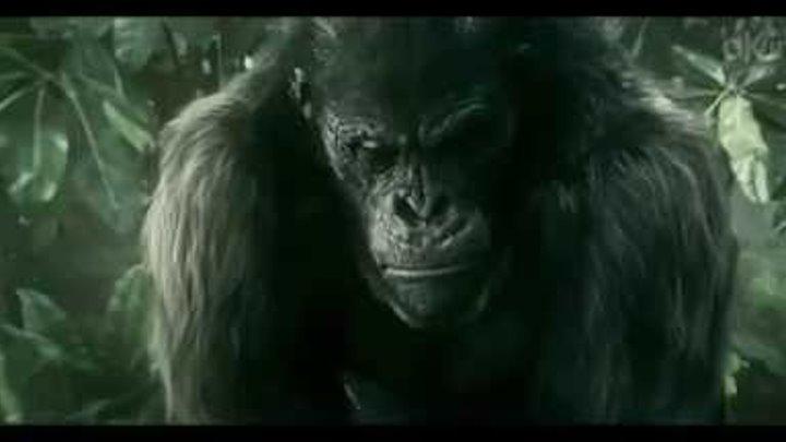 Тарзан. Легенда (Tarzan) 2016. Трейлер №3 [1080]