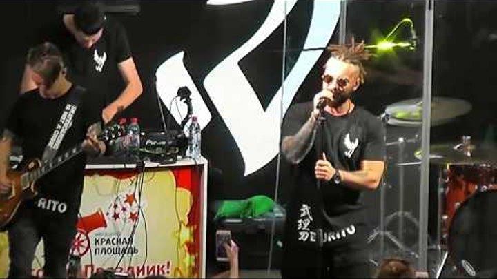 Концерт BURITO в Мегацентре Красная площадь г.Краснодар