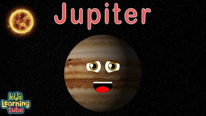 planet jupiter for kids - 720×405