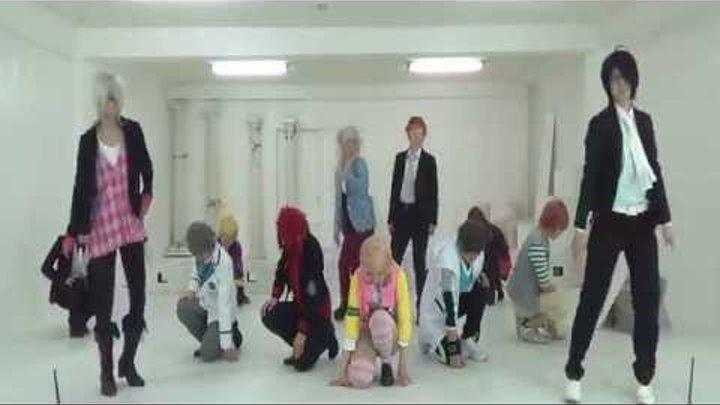 【踊ってみた】ブラコンED 14to1【コスプレ】