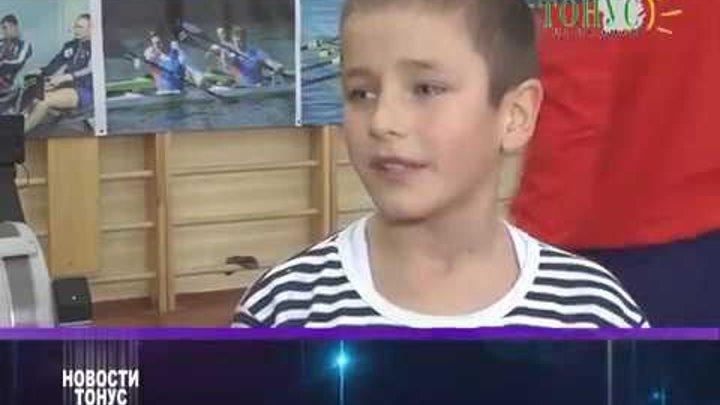 Чемпионат РК по гребле индор 2017г. Тонус ТВ